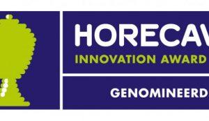 Nomination Horecava innovation award 2016